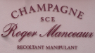 Champagne Roger Manceaux