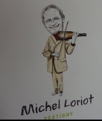 Michel Loriot cartoon